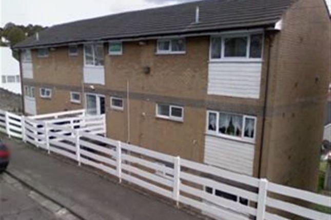 Thumbnail Flat to rent in Davnic Close, Pontypridd Street, Barry