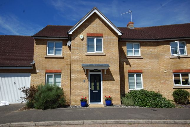 Thumbnail Link-detached house for sale in Braganza Way, Beaulieu Park, Springfield, Chelmsford