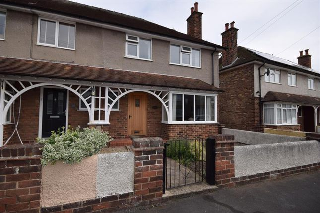 Thumbnail Semi-detached house to rent in The Croft, Filey