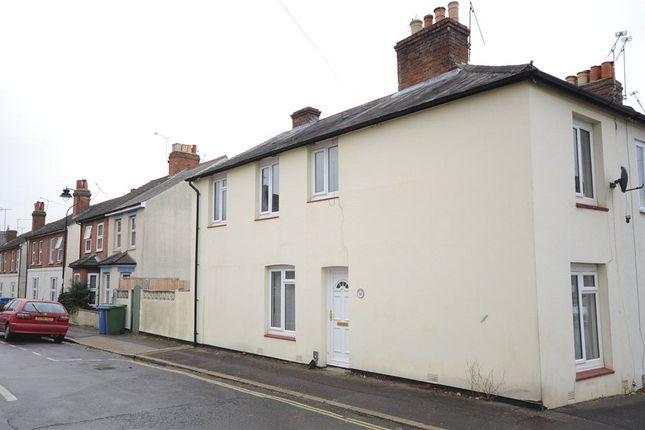 Thumbnail End terrace house for sale in Vine Street, Aldershot, Hampshire