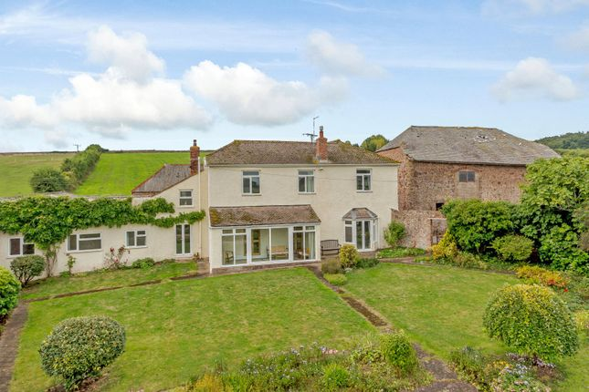Thumbnail Detached house for sale in Weacombe, West Quantoxhead, Taunton, Somerset