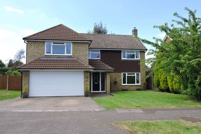 Thumbnail Detached house for sale in Durleston Park Drive, Bookham, Leatherhead
