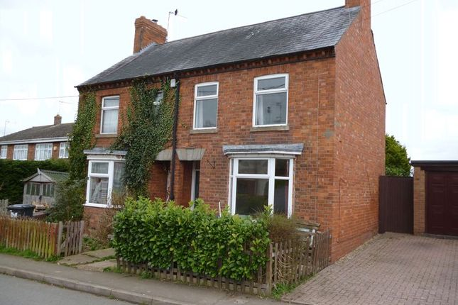 Thumbnail Semi-detached house to rent in Croft Way, Weedon, Northampton