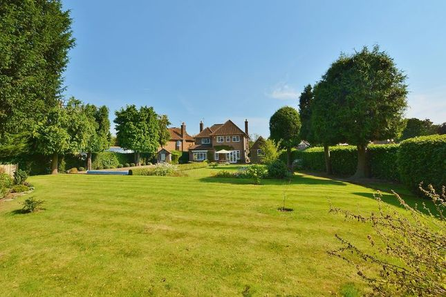 Thumbnail Detached house for sale in Caledon Close, Beaconsfield