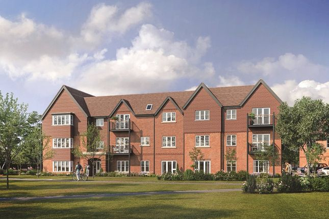 Thumbnail Flat for sale in Woodhurst Park, Warfield, Berkshire