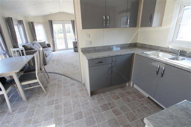 Kitchen of Langford, North Side, Carnforth LA6