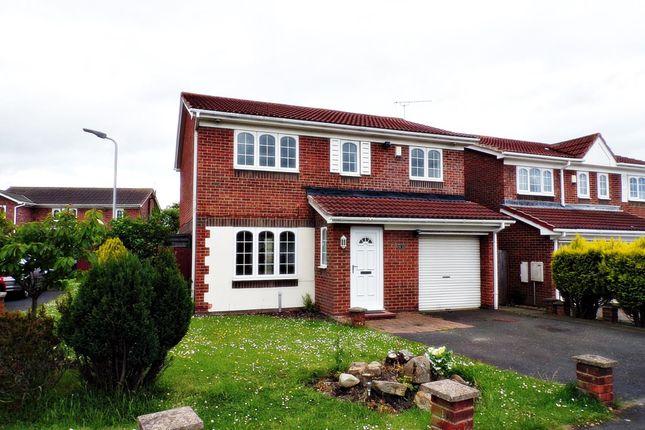 Detached house for sale in Coleridge Drive, Choppington