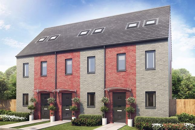 """3 bedroom end terrace house for sale in """"The Moseley """" at Aykley Heads, Durham"""