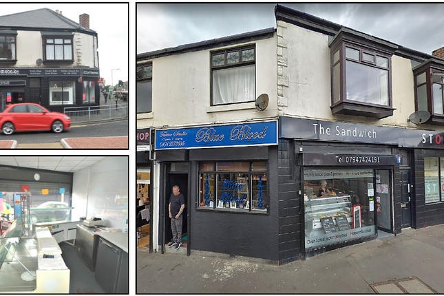 Thumbnail Retail premises to let in Avenue Road, Seaton Delaval, Northumberland