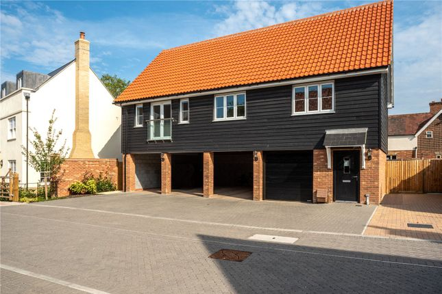 Thumbnail Property for sale in Coxtie Green Road, Pilgrims Hatch, Brentwood, Essex