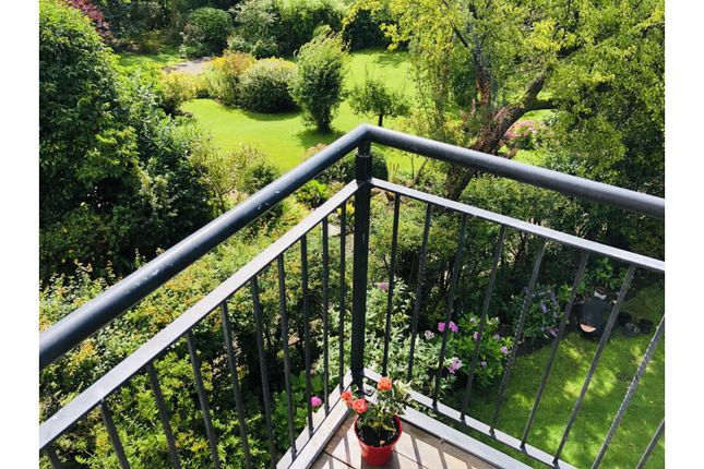 Balcony of Greaves Wood Road, Grange-Over-Sands LA11