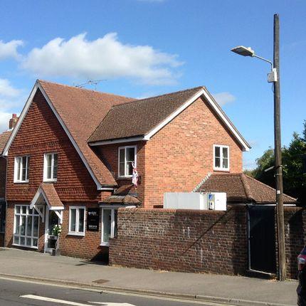 Thumbnail Flat to rent in Romsey Road, Lyndhurst