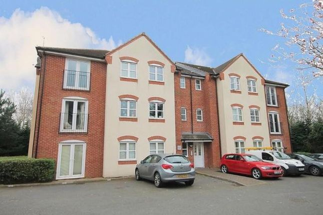 Thumbnail Flat to rent in Quarry Hill, Wilnecote, Tamworth, Staffordshire