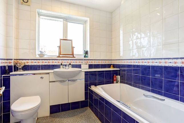 Bathroom of Leigh Road, Congleton CW12