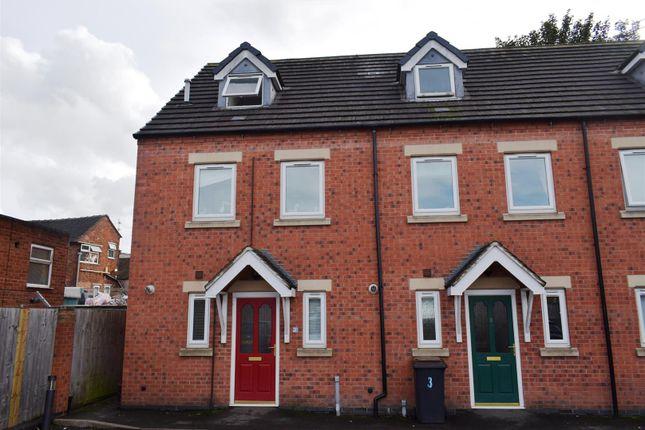 Thumbnail Mews House For Sale In Bottrill Court Nuneaton