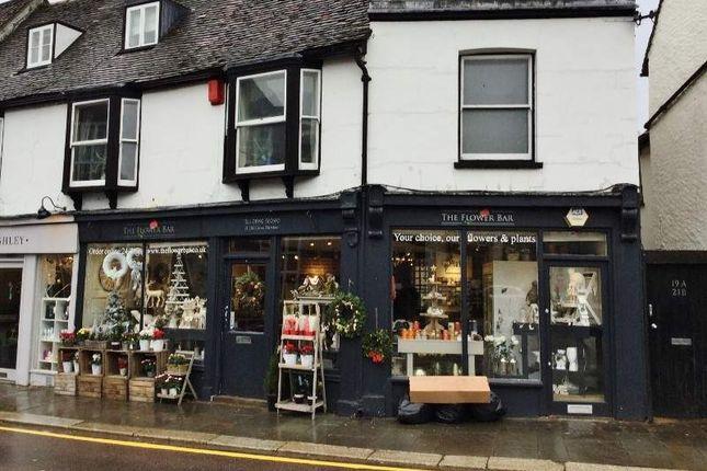 Thumbnail Retail premises for sale in 21 Old Cross, Hertford