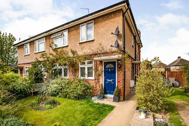 2 bed maisonette for sale in Russell Crescent, Watford WD25