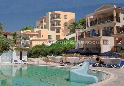 1 bed apartment for sale in Chloraka, Cyprus