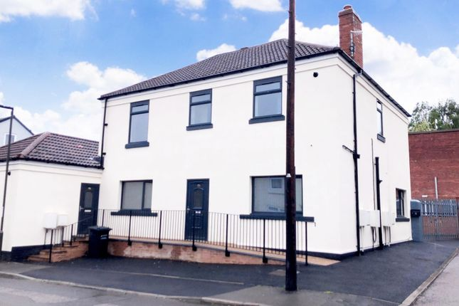 Exterior of South Street North, New Whittington, Chesterfield S43