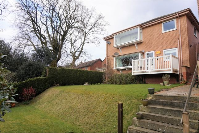 Thumbnail Flat for sale in 23 Buxton Road West, Stockport