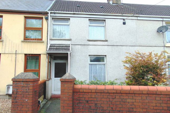 Thumbnail Terraced house for sale in Pembrey Road, Kidwelly, Llanelli, Carmarthenshire