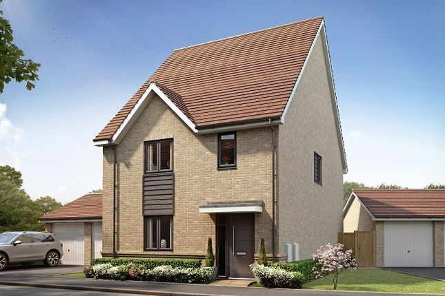 "Thumbnail Property for sale in ""The Salena"" at Botley Road, Curbridge"