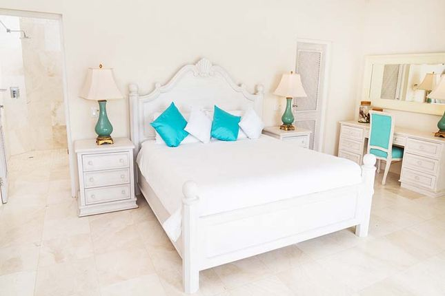Seaberry Barbados Master Bedroom