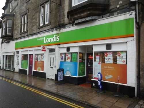 Thumbnail Retail premises for sale in Langholm, Dumfries & Galloway