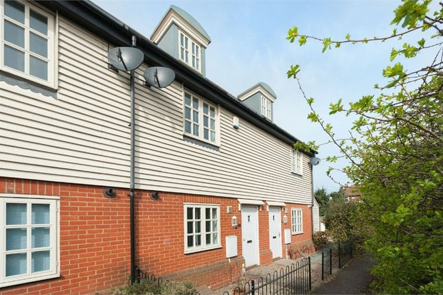 Thumbnail Terraced house for sale in St Augustines Court, Canterbury Road, Herne Bay, Kent
