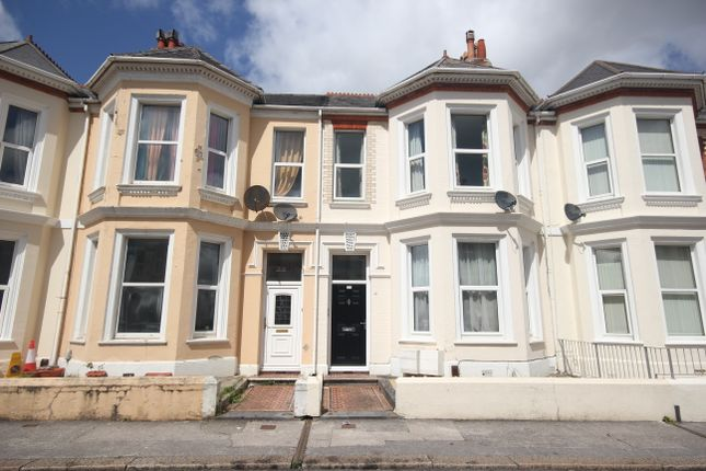 Thumbnail Flat to rent in Mount Gould Road, Plymouth