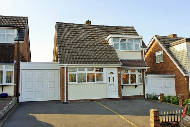Thumbnail Detached house to rent in St Pauls Road, Burntwood