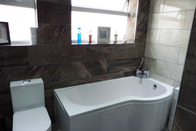 Bath/Wet Room of Meadow View, Worsbrough S70