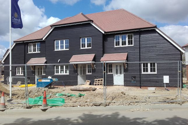 Thumbnail End terrace house for sale in Oakely Grange, Grigg Lane, Headcorn
