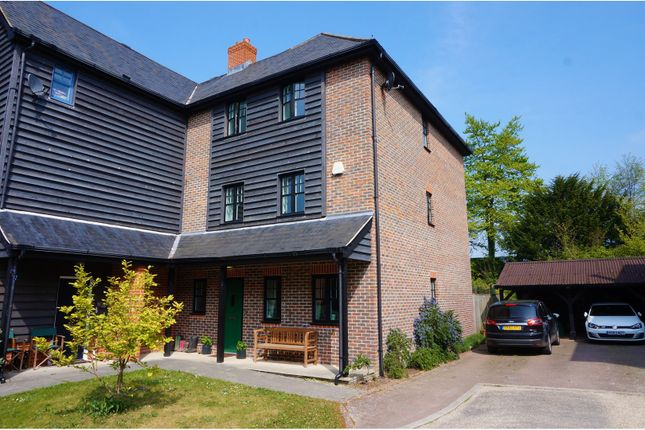 Thumbnail Semi-detached house for sale in Mill Place, Winchester