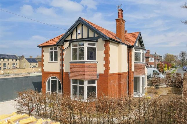 Thumbnail Detached house to rent in The Grove, Harrogate, North Yorkshire