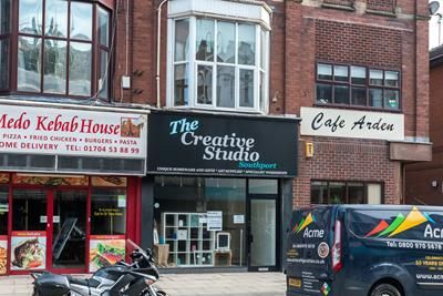 Thumbnail Retail premises for sale in 73 & 73A Eastbank Street, Southport