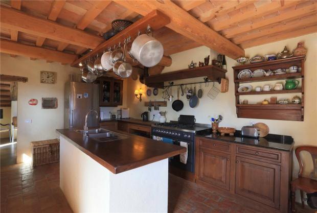 Picture No. 20 of Casa Murlo, Preggio, Umbria, Italy