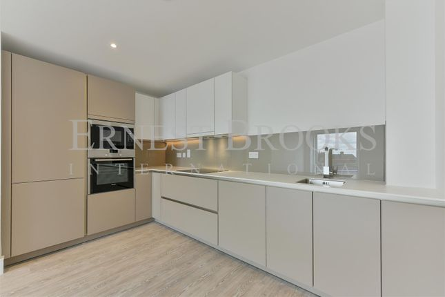 Thumbnail Flat for sale in Charter Square, Staines Upon Thames