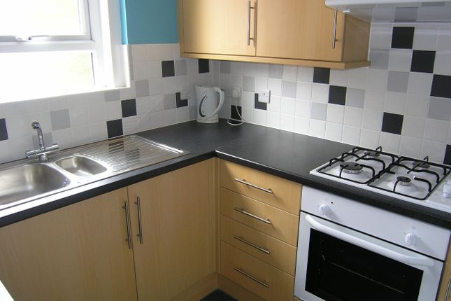 Thumbnail Flat to rent in University Road, Portswood, Southampton