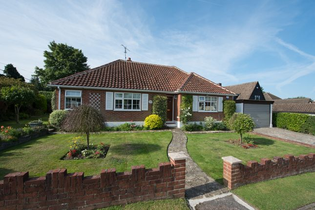 Thumbnail Detached bungalow for sale in Lake Avenue, Billericay