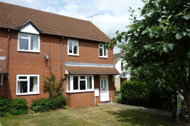 Thumbnail Property to rent in Carvers Croft, Woolmer Green, Knebworth