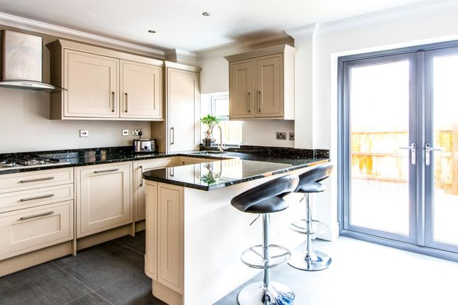 Thumbnail End terrace house for sale in Cromwell Road, Warley, Brentwood
