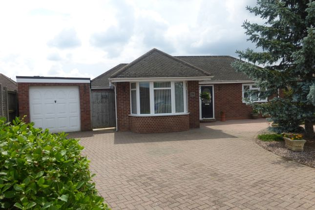 Thumbnail Detached bungalow for sale in Zoons Road, Hucclecote, Gloucester