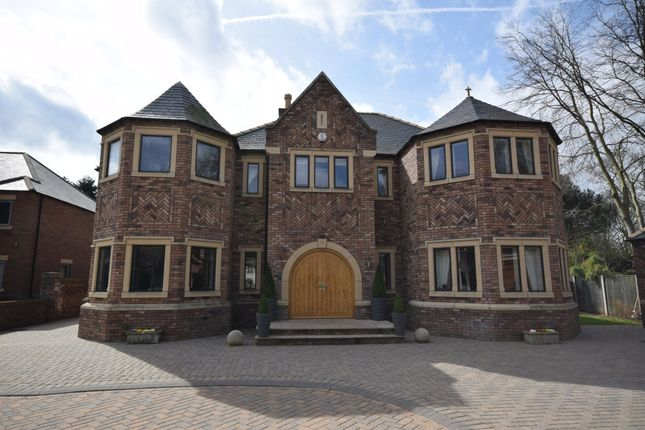Thumbnail Detached house for sale in Hollywell Drive, Doncaster