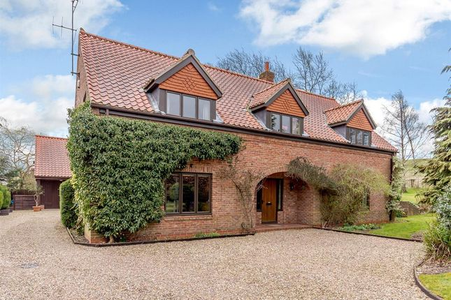 Thumbnail Detached house for sale in Cromwell Hill, Kirby Grindalythe