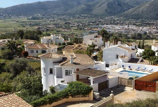 Map Of Spain Jalon.4 Bed Villa For Sale In 03727 Jalon Alicante Spain Zoopla