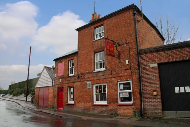 Thumbnail Leisure/hospitality for sale in Hampton Road, Newbury