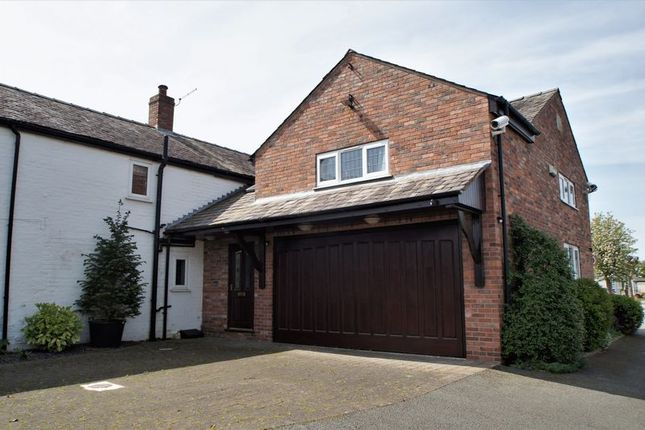 Thumbnail Property to rent in Main Road, Goostrey, Crewe