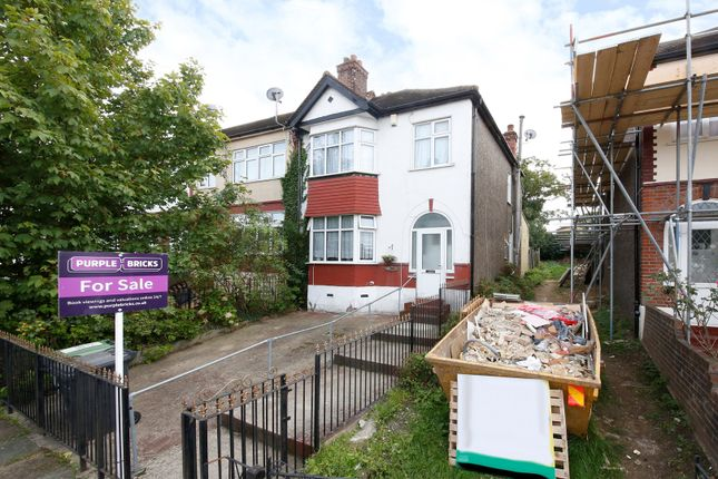 Thumbnail Semi-detached house for sale in Penderry Rise, Catford