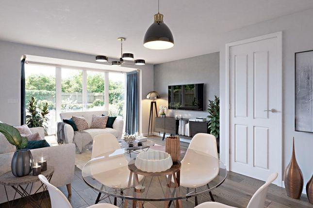 """3 bedroom semi-detached house for sale in """"Dunford"""" at Fetlock Drive, Newbury"""